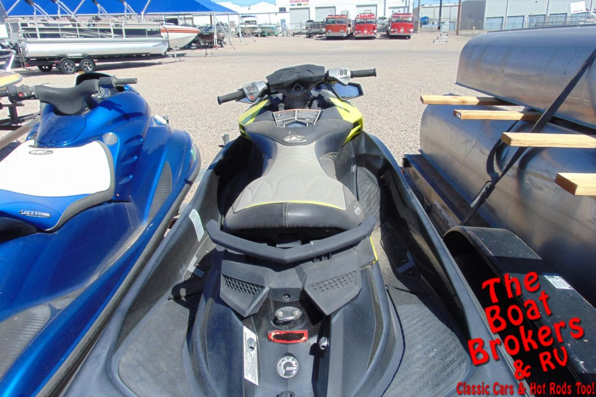 2013 SEA DOO /2003 YAMAHA JET SKIS