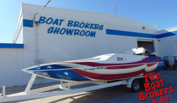 2002 HTM SS 24 CUDDY CLOSED BOW Price Reduced!