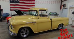 1956 CHEVY CAMEO PICKUP