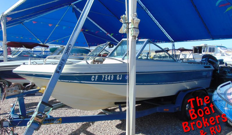1978 COBALT 18′ OPEN BOW  Price Reduced!
