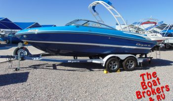 2016 BRYANT 210 OPEN BOW WAKE BOAT Price Reduced!