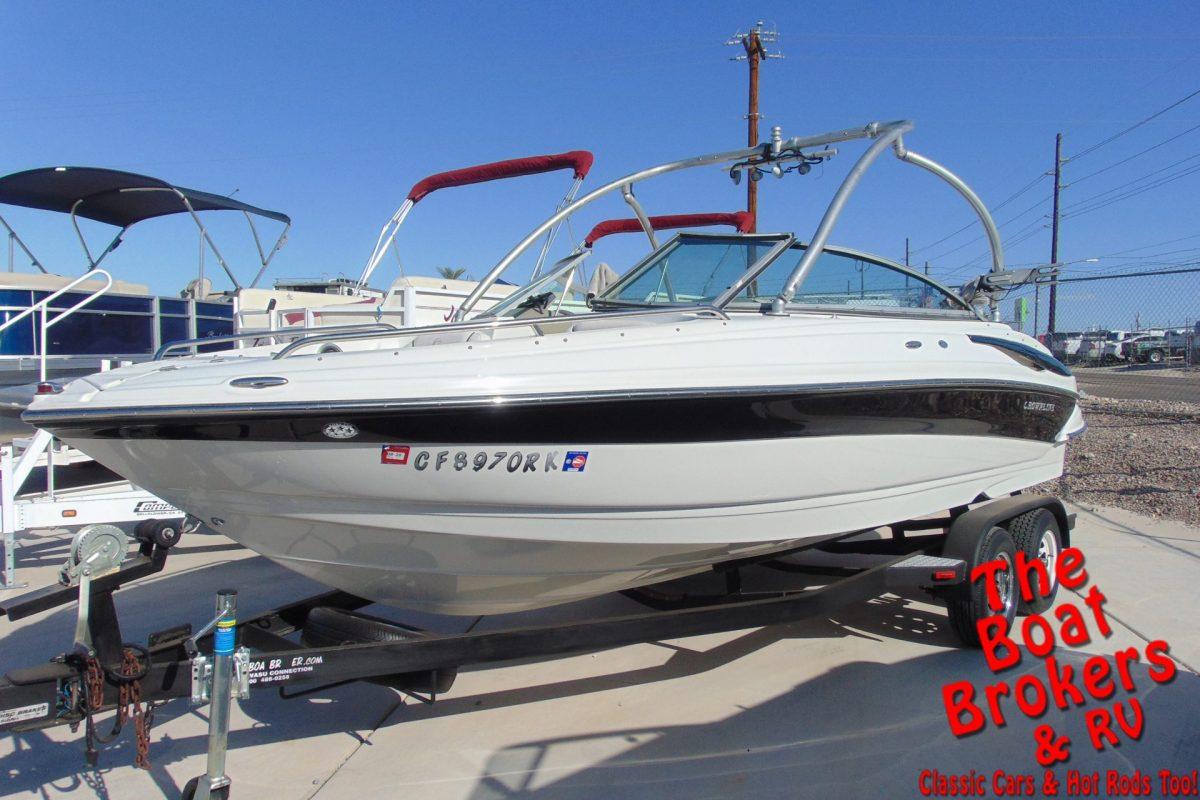 2006 CROWNLINE 220 OPEN BOW BOAT