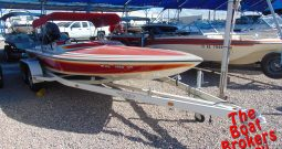 1987 COMMANDER CLOSED BOW 19′ BOAT