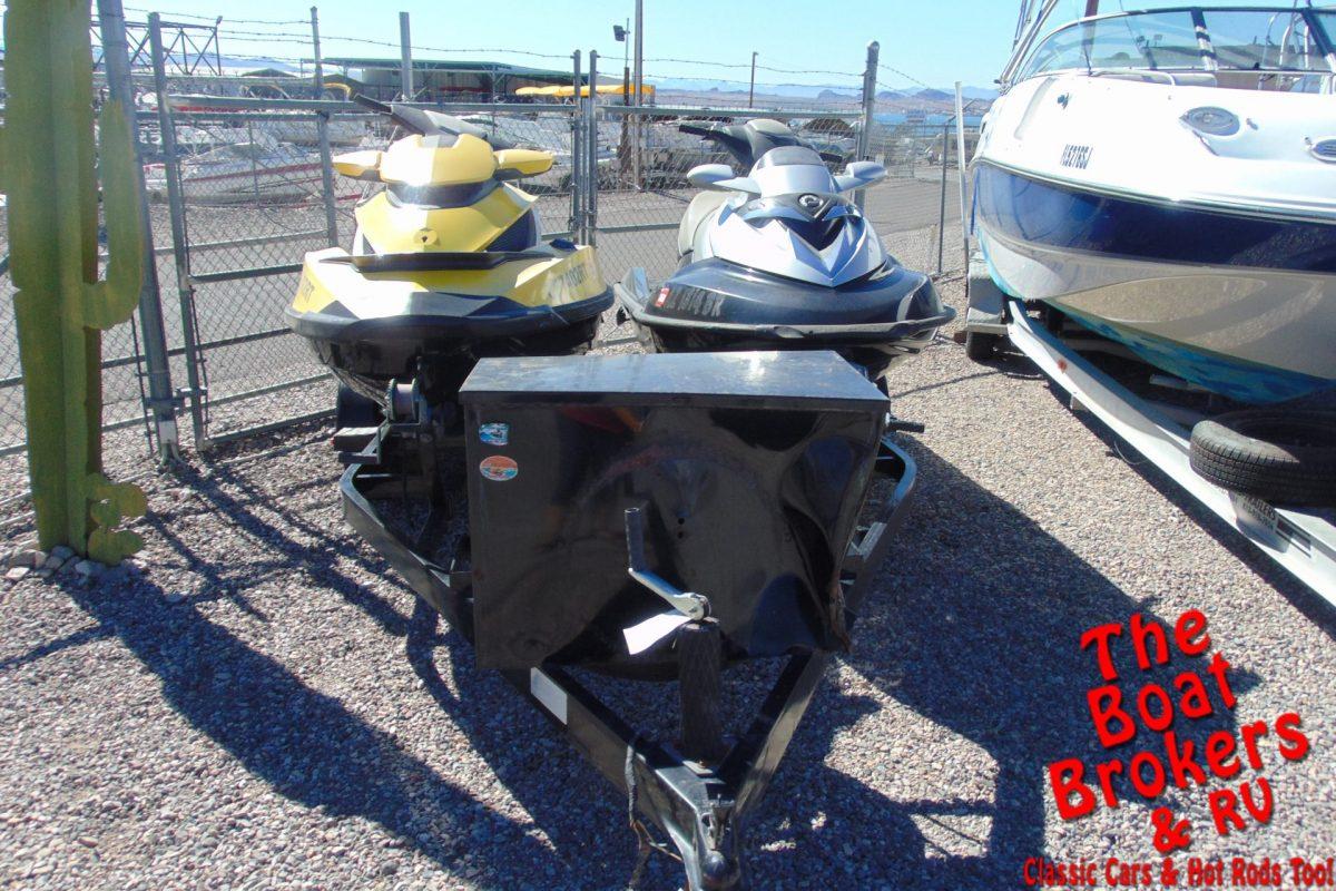 2008 SEA DOO RXP 215 /2009 SEA DOO RXP 255 JET SKIS