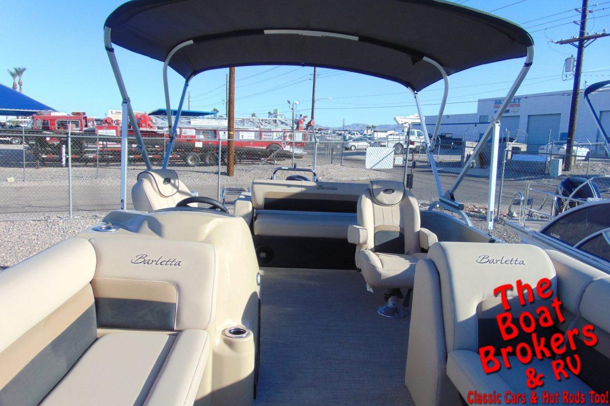 2020 BARLETTA C25UC 22' TRIPLE TUBE BOAT