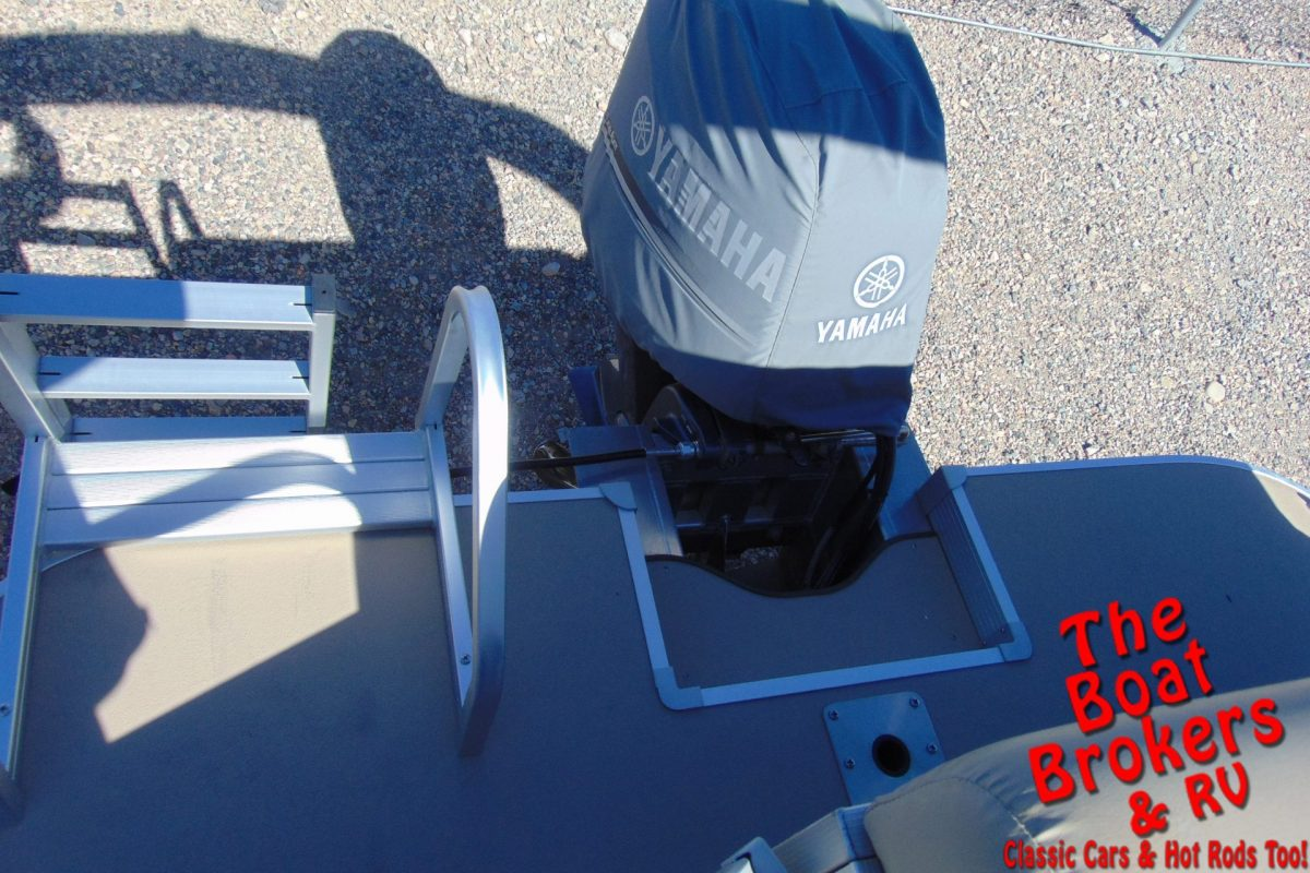 2013 G3 SUNCATCHER X22 23' PONTOON