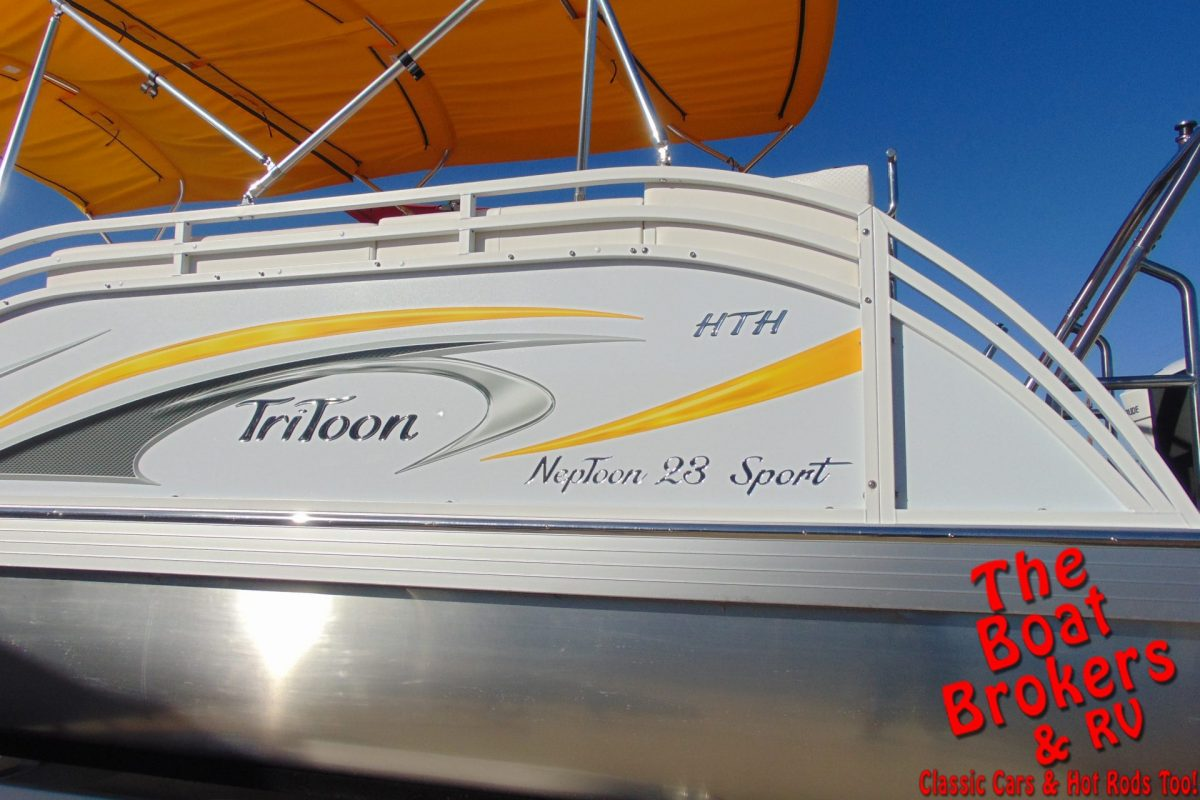 2020 JC NEPTOON 23 TT SPORT TriToon BOAT