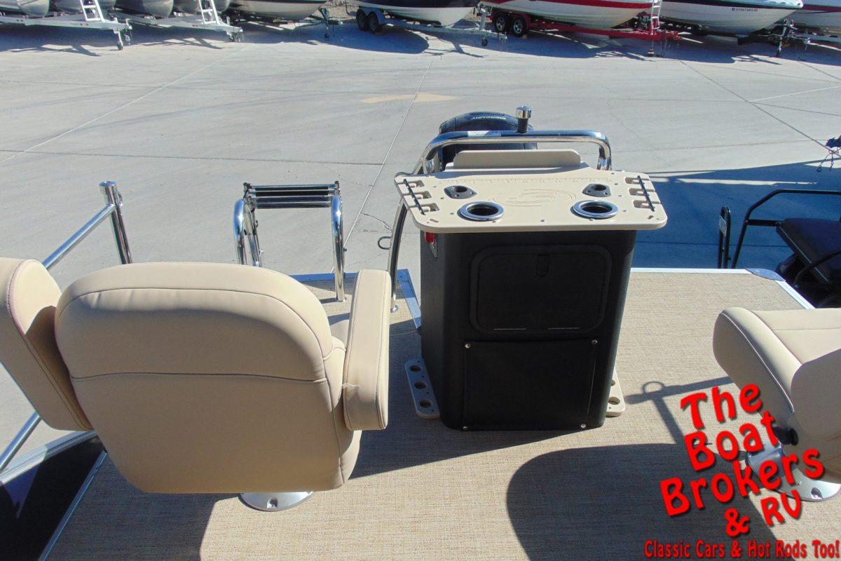 2020 BARLETTA C22CC 22' FISHING/PARTY BARGE TRIPLE TUBE BOAT