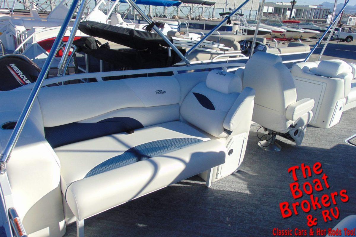 2020 JC SPORTOON 26 TT SPORT TriToon BOAT