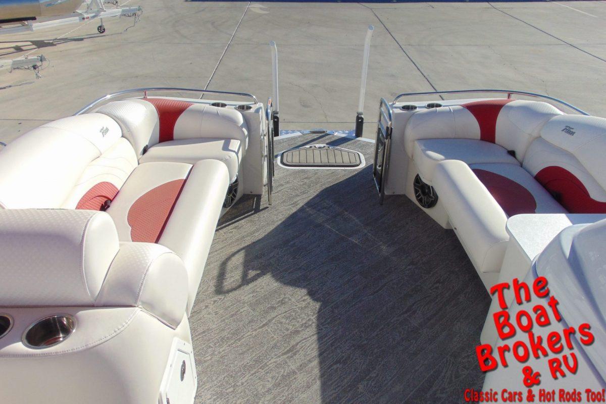 2020 JC SPORTOON 24 TT TriToon BOAT