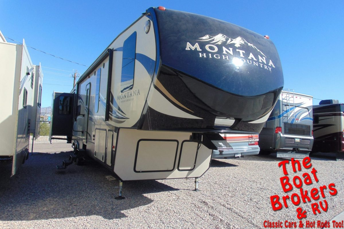 2017 MONTANA HIGH COUNTRY 378RD 5TH WHEEL 40'