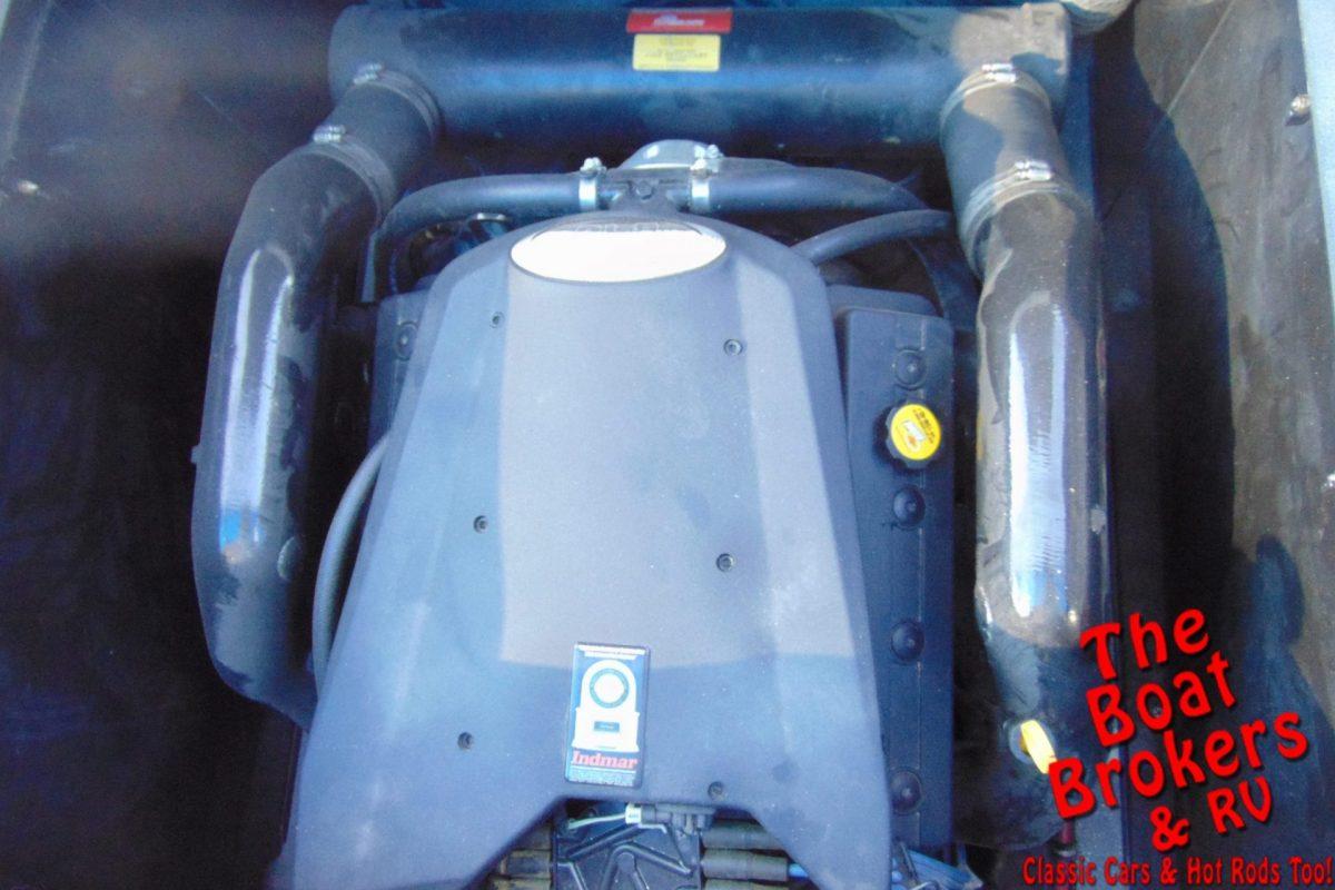 2006 MALIBU 23' WAKE SETTER LSV
