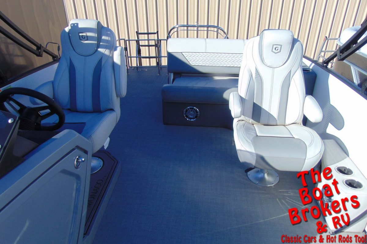 2020 GODFREY MONACO 235 23′ TRIPLE TUBE BOAT