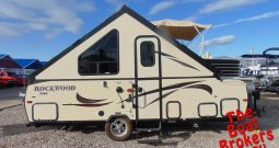 2017 FOREST RIVER ROCKWOOD A213HW POPUP TRAILER Price Reduced!