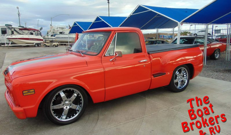 1971 CHEVY C-10 PICKUP  Price Reduced!