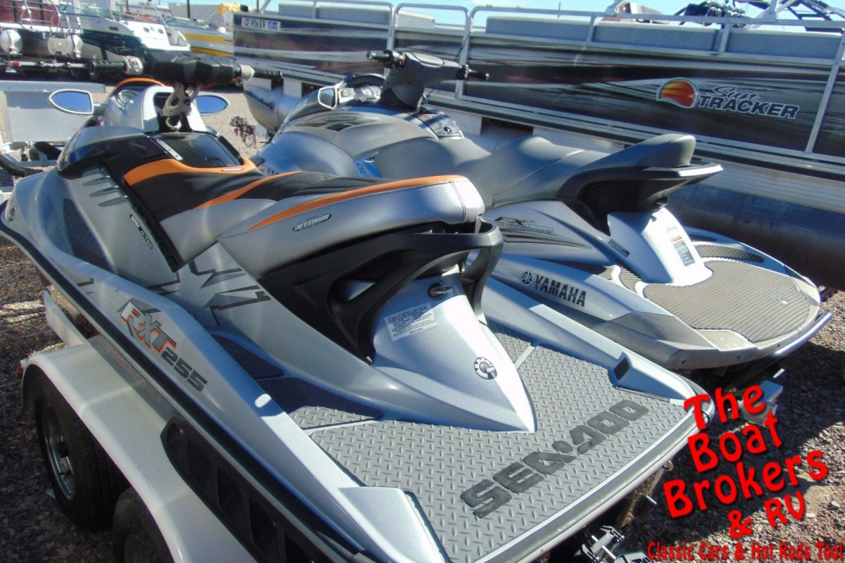 2008 Sea Doo Rxt 255 2008 Yamaha Cruiser Jet Skis New