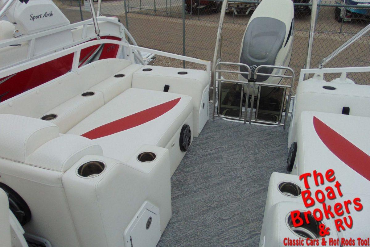 2020 JC SPORTOON 26 TT RFL TriToon BOAT