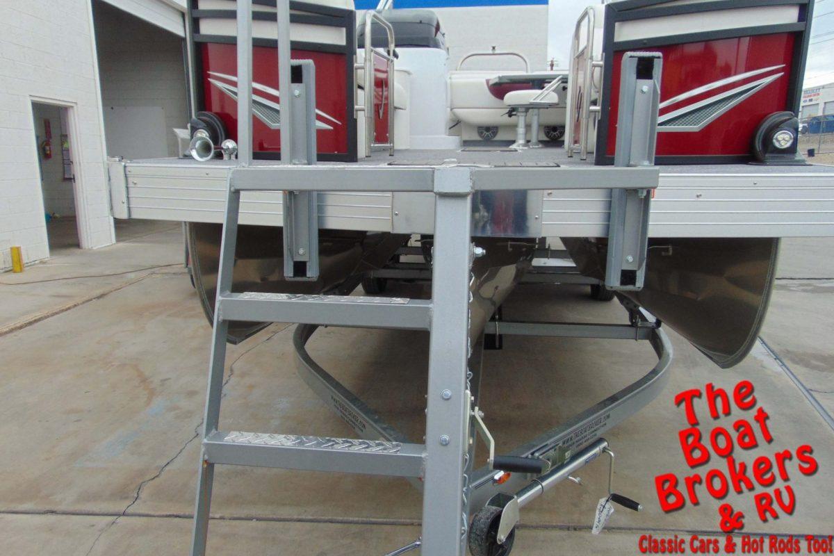 2020 JC NEPTOON 23 TT TriToon BOAT