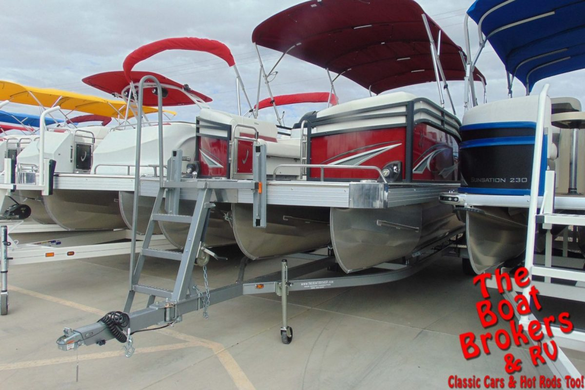 2020 JC NEPTOON 25 TT TriToon BOAT