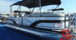 2019 SYLVAN MIRAGE 24′ TRIPLE TUBE BOAT