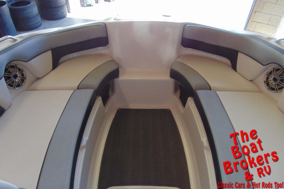 2013 YAMAHA 212X OPEN BOW BOAT