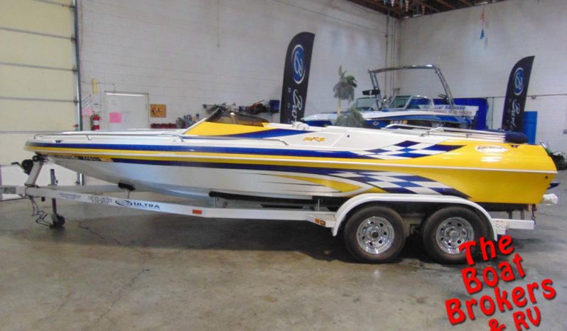2000 ULTRA 210 RS 21' OPEN BOW JET BOAT