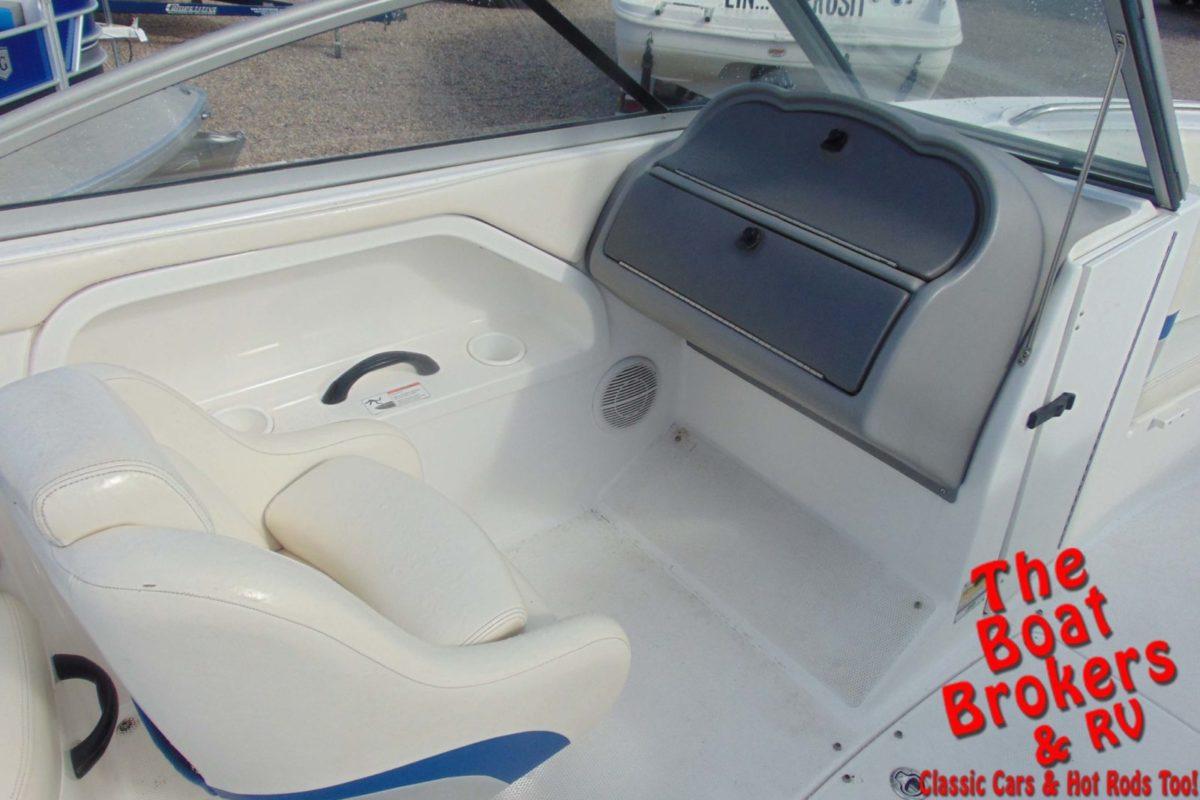 2005 YAMAHA SX 230 OPEN BOW BOAT
