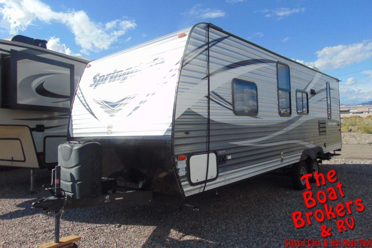 2017 KEYSTONE SPRINGDALE 24' TRAVEL TRAILER