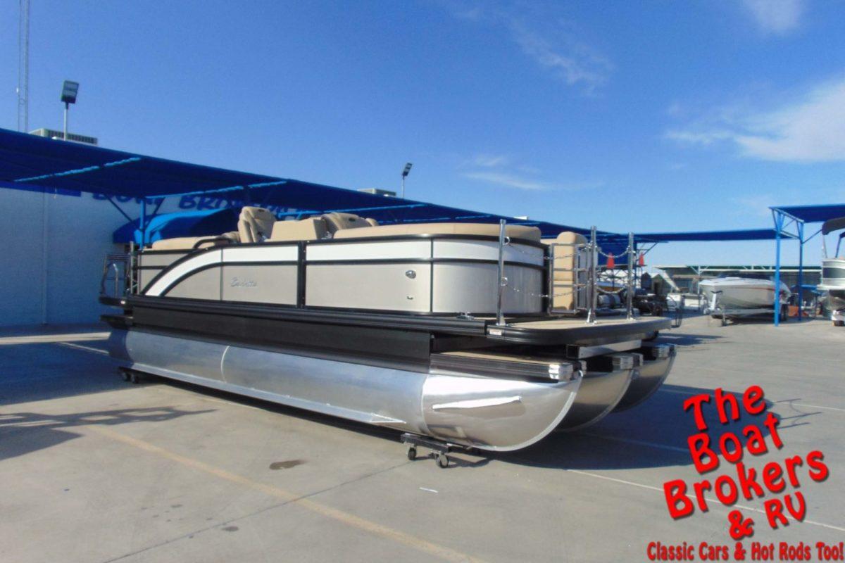 2020 BARLETTA EX23Q 23' EXPANDABLE TRIPLE TUBE BOAT