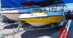 2006 SEA DOO SPORTSTER OPEN BOW BOAT