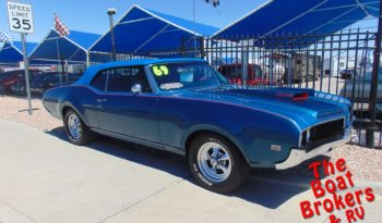 1969 OLDSMOBILE CUTLASS S CONVERTIBLE   Price Reduced!