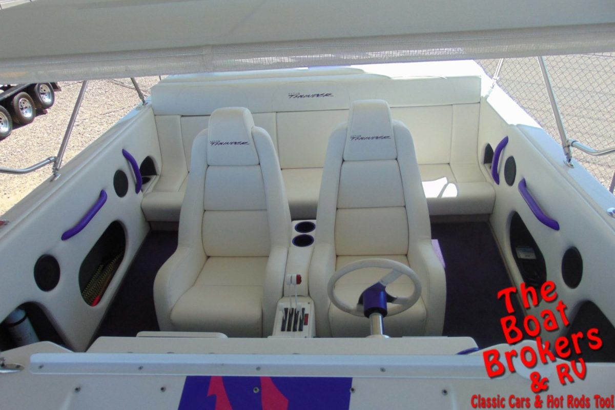 2001 ACTIVE THUNDER 32' ACTIVE CAT