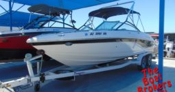 2003 CHAPARRAL 220 SSI 22′ OPEN BOW BOAT