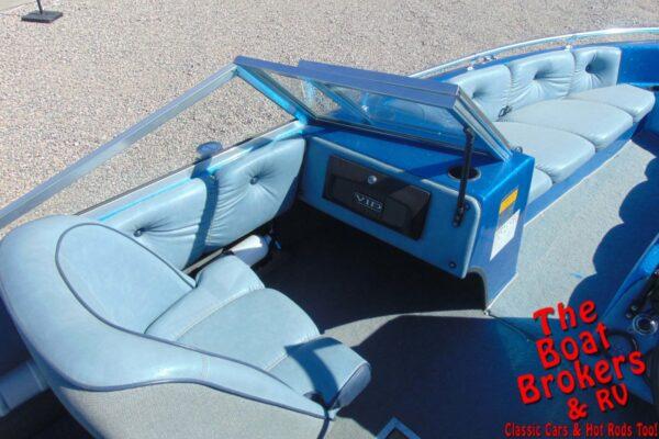 1992 VIP SK-18 OPEN BOW BOAT