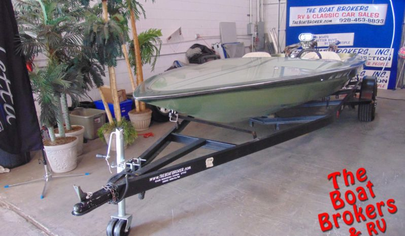 1974 CAPITOL THUNDERBOLT 18′ JET BOAT  Price Reduced!
