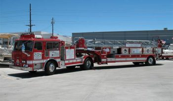 1983 Seagrave Fire Truck (Big Red #2)  PRICE REDUCED!