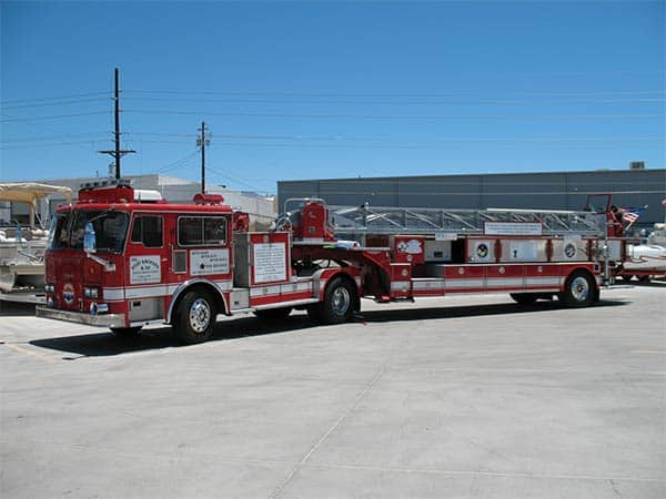 1982 Seagrave Fire Truck (Big Red #1)  PRICE REDUCED!
