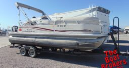 2011 SUN TRACKER PARTY BARGE PONTOON 21′ BOAT