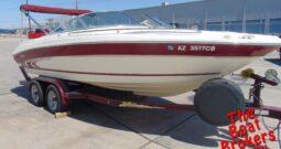 1997 SEA RAY OPEN 210 BOW BOAT
