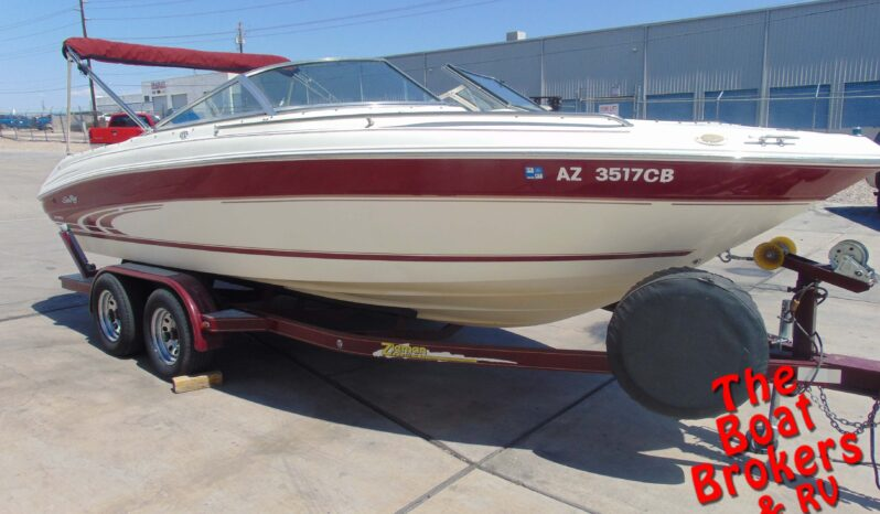 1997 SEA RAY OPEN 210 BOW BOAT