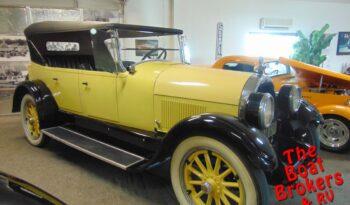 1923 PEERLESS 66 PHEATON TOURING CAR