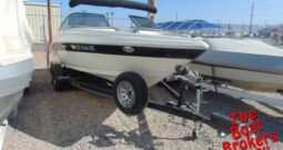 2005 CARAVELLE 20′ OPEN BOW BOAT