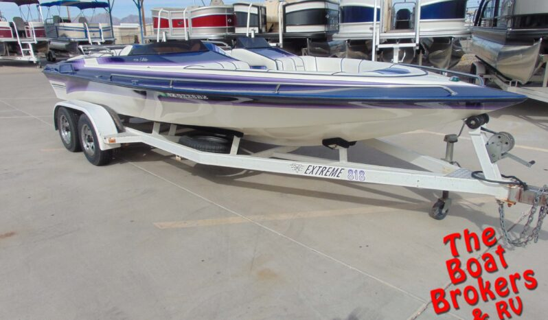 1996 CARRERA 205 ELITE OPEN BOW BOAT