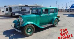 1932 FORD 4 DOOR TUDOR
