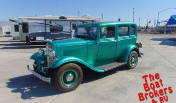 1932 FORD 4 DOOR TUDOR  Price Reduced!