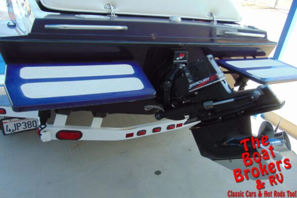 2007 GENESIS 215 RS/BR OPEN BOW BOAT