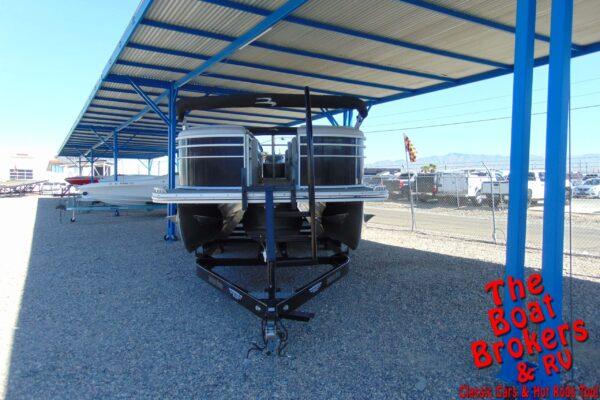 2014 BENNINGTON 2550 RSR TRIPLE TOON 26'