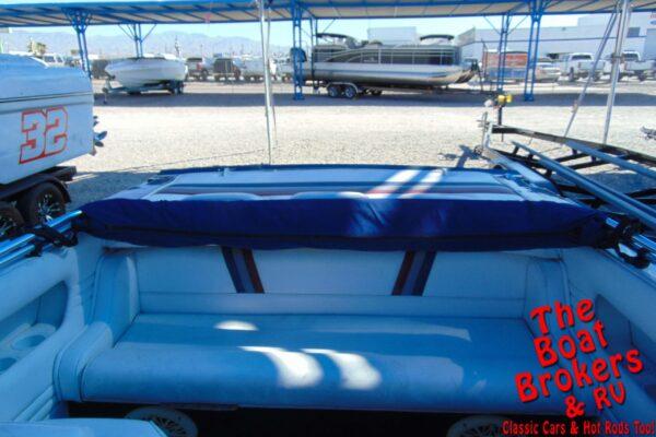 1997 ULTIMATE WARLOCK 210 LSI OPEN BOW BOAT