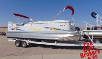 2007 MANITOU OASIS TRIPLE TOON 24′ BOAT  Price Reduced!