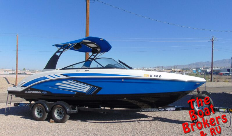 2018 CHAPARRAL VORTEX 2430 VRX SKI/WAKE BOAT  Price Reduced!